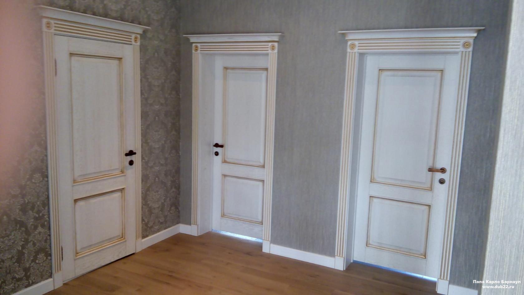 Двери из массива дуба в Екатеринбурге Сравнить цены