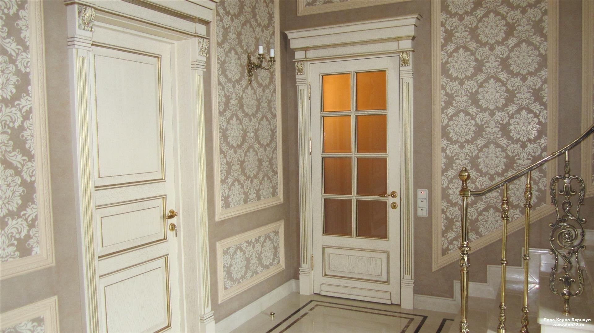 Двери для ванной и туалета: обзор материалов и вариантов