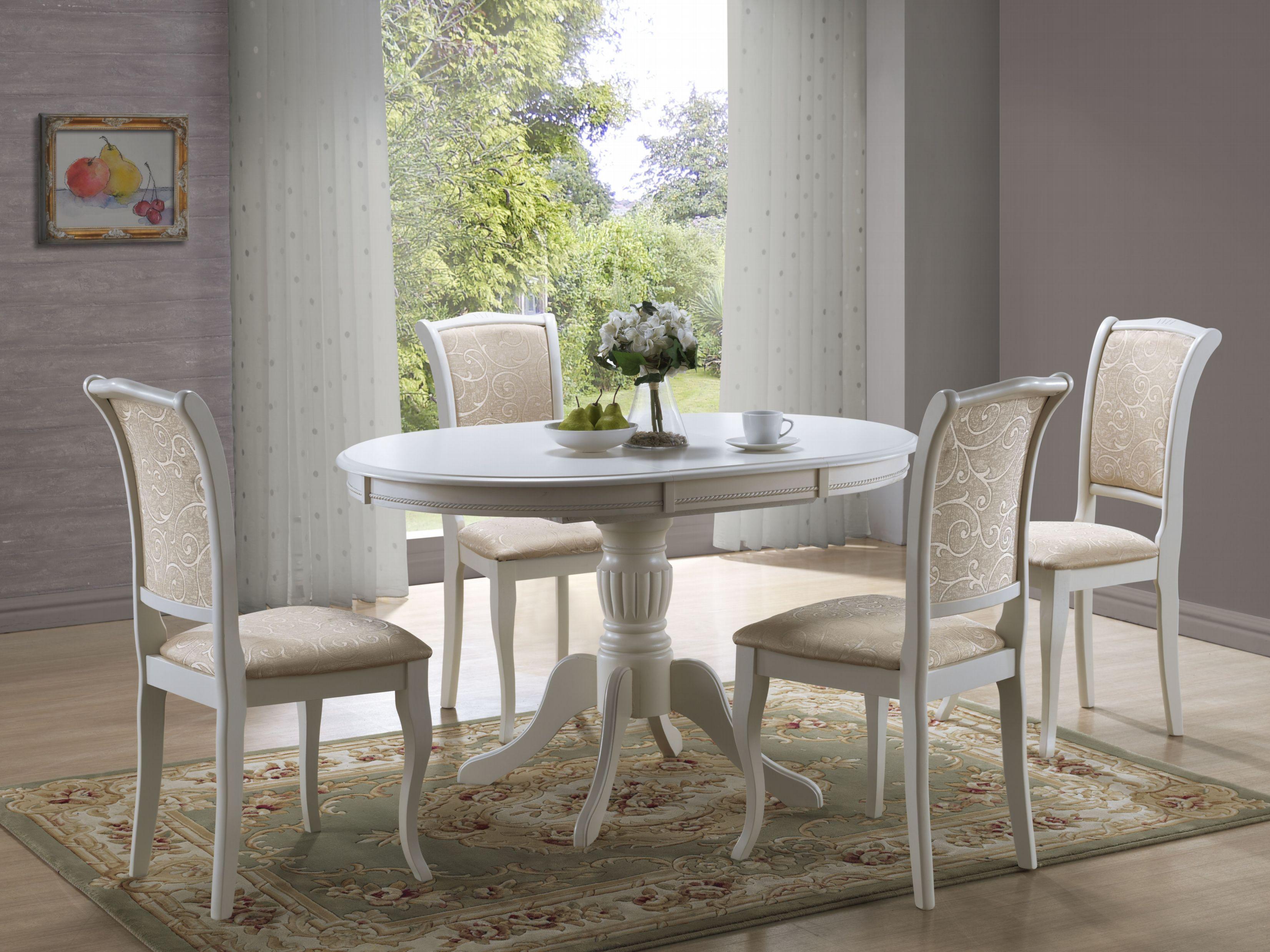Обеденный стол olivia bianco signal - купить в рассрочку, бо.