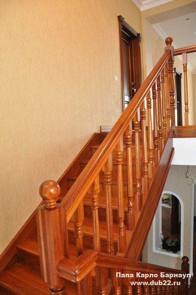 Как покрасить лестницу своими руками - Строительный портал