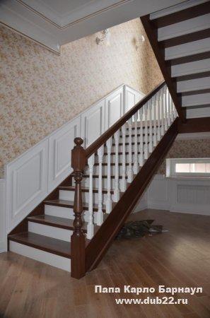 Комплектующие для лестниц из Бука - Мир Бука