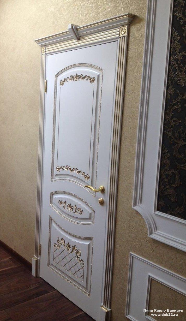 Двери из массива Киров, Производство дверей из массива в