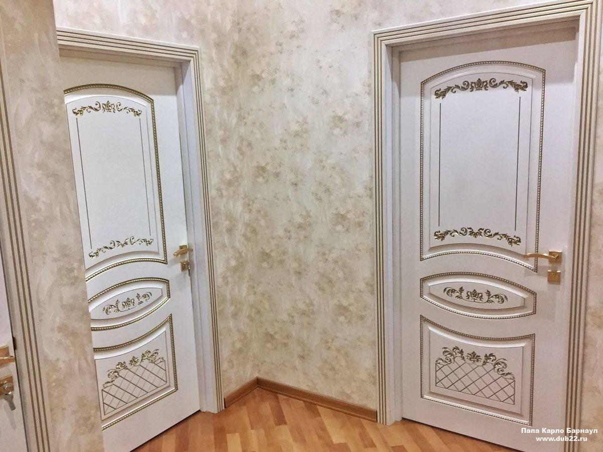 Двери деревянные Изготовление дверей из массива дерева