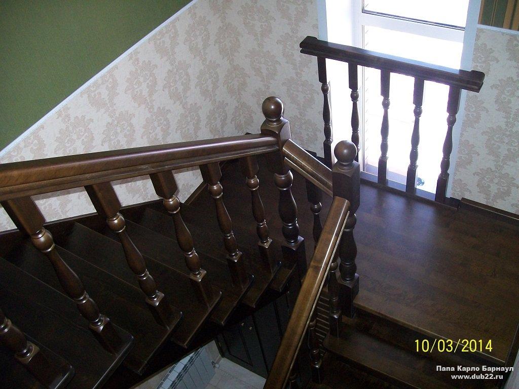 Деревянные лестницы на- toolbuildru