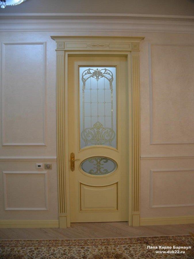 Двери Беленый дуб - межкомнатные двери цвета беленый дуб