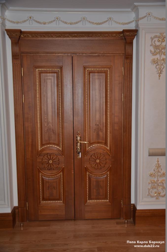 двери межкомнатные на заказ