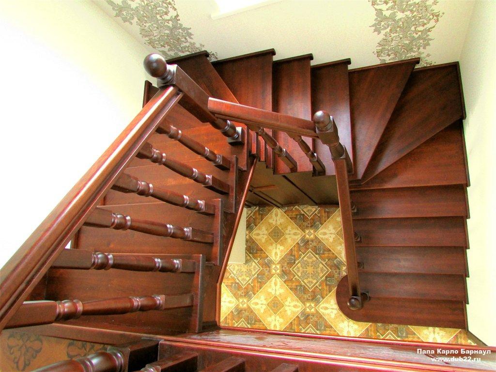 Все об изготовлении лестниц в доме своими руками