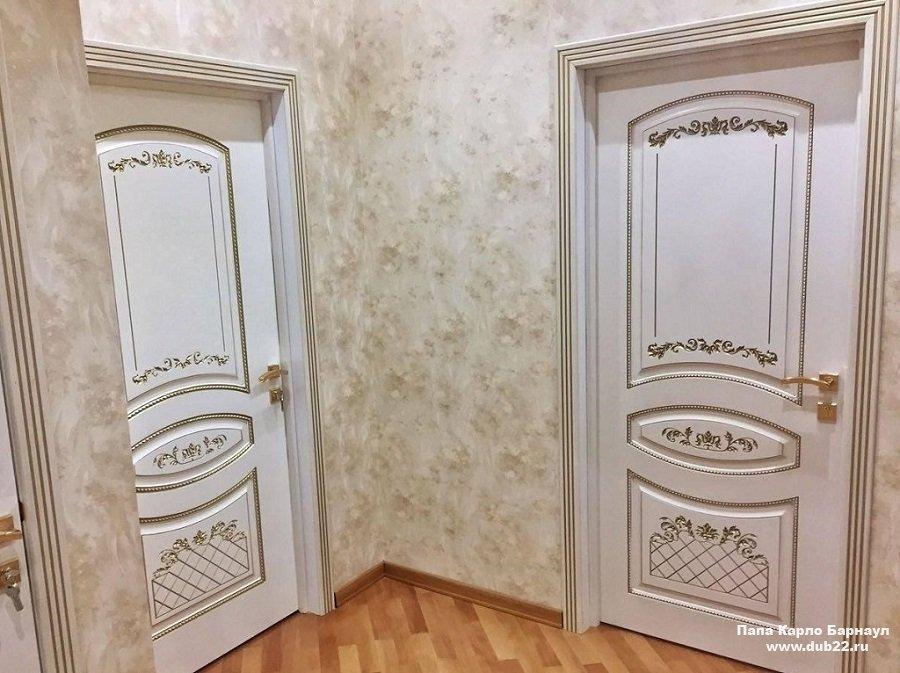 Деревянные межкомнатные двери - выбор в каталоге