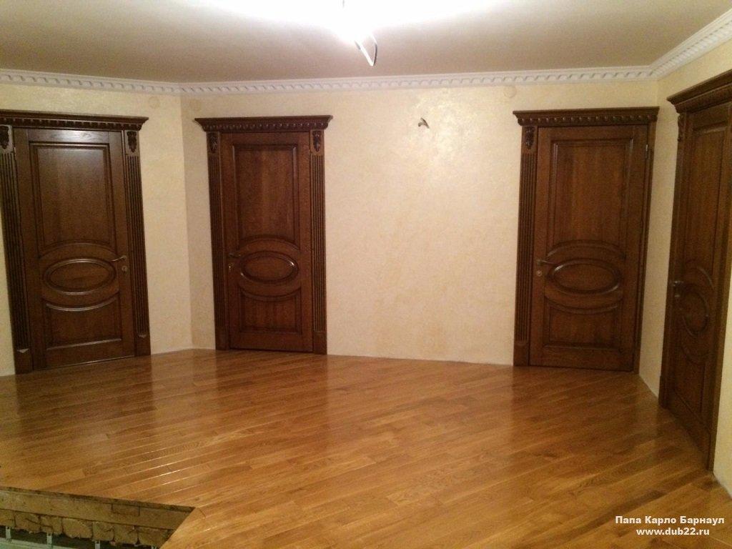 Двери из массива бука в Санкт-Петербурге - цена